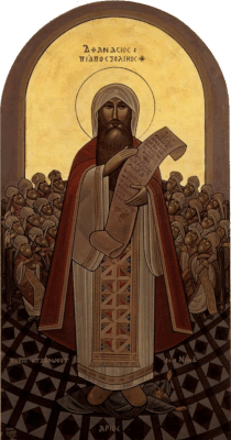St Athanasius the Apostolic
