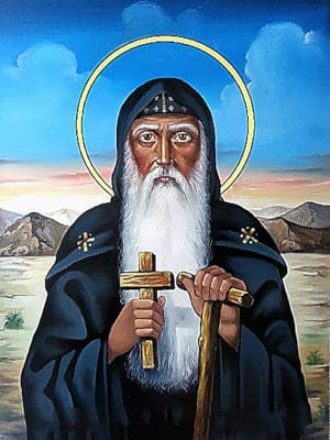 St Moses the Strong