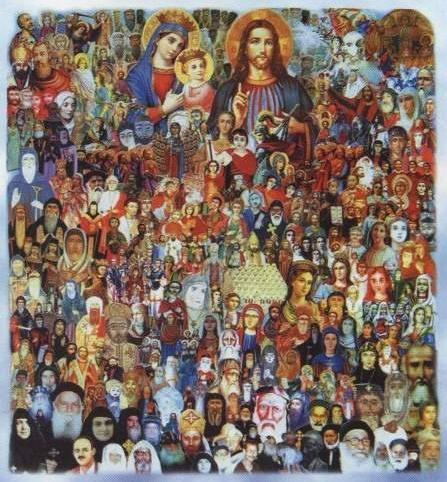 Coptic Saints